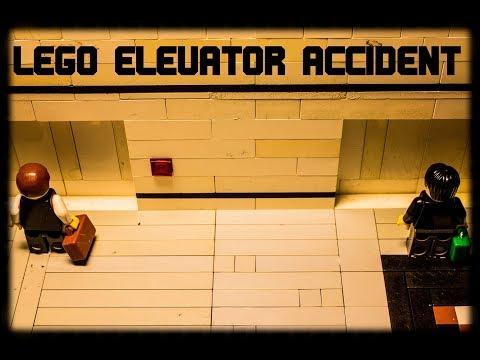 Lego Elevator Accident (видео)