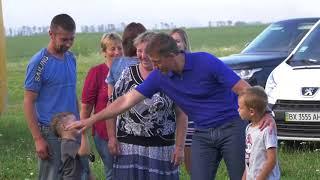 Ковток води – у селі Соломна відкрили водогін