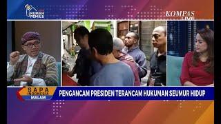 Video Dialog: Pengancam Presiden Terancam Hukuman Seumur Hidup (2) MP3, 3GP, MP4, WEBM, AVI, FLV Mei 2019