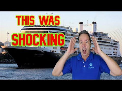 Shocking Cruise Ship Update - Cruise Ship News