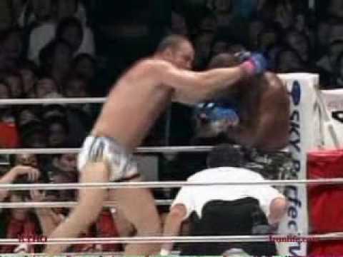 Muay Thay - Las mejores peleas de Wanderlei Silva