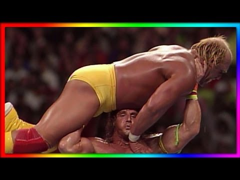 The Ultimate Warrior dead at 54 - Watch Hulk Hogan vs. Ultimate Warrior: WrestleMania VI - Champion vs. Champion Match