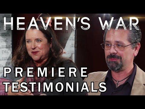 Heaven's War - Premiere Testimonials