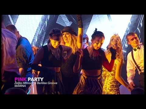 PINK Party – Željko Mitrović & Berklee Groove – Marina