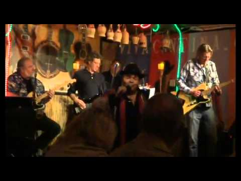 Troy Walker at Viva Cantina Wed. March 28, 2012 Part 1 of 5