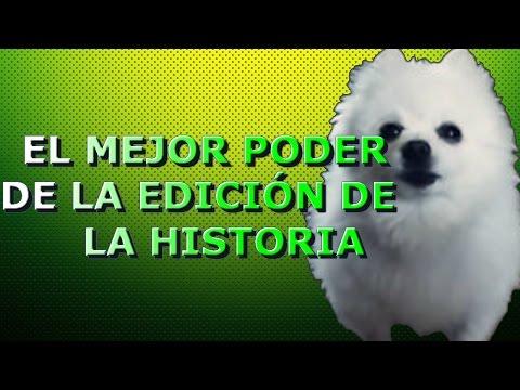 EL PODER DE LA EDICIÓN  (el mejor de la historia) (видео)