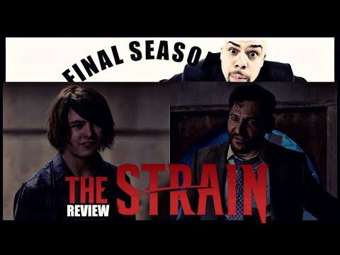 The Strain Season 4 Episode 9 The Traitor REVIEW/RECAP