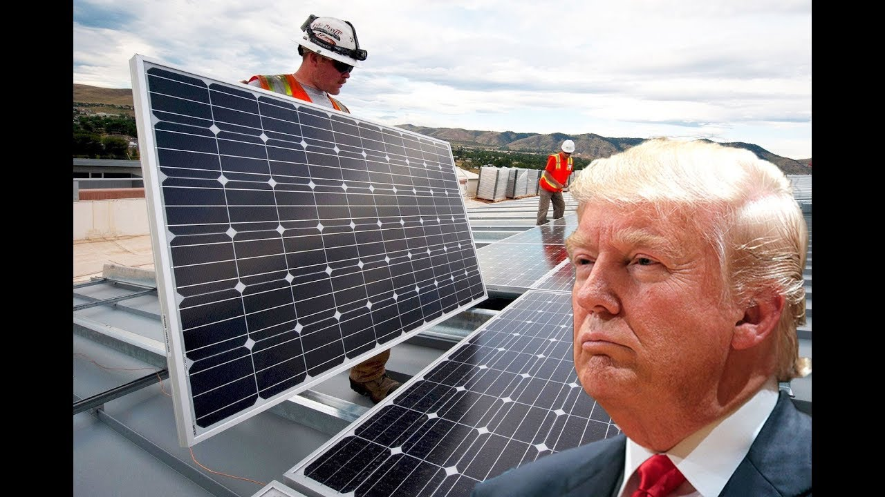 White House Asks For 72% Cut In Renewable Energy Programs