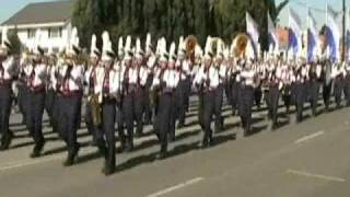 Cypress HS - Under The Double Eagle - 2008 La Palma Band Review