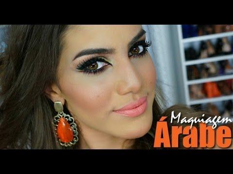 Grimi për sy si te femrave arabe