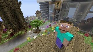 Minecraft (Xbox 360) - Honey I Shrunk Steve - Hunger Games