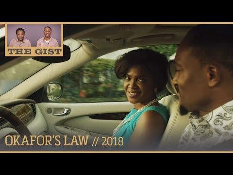 E98 - Okafor's Law (2018) - Movie Review // The GIST