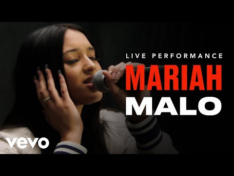"Mariah - ""Malo"" Live Performance   Vevo"