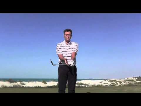 Golf Tips: rhythm & timing – keeping the arms and body rotation in sync