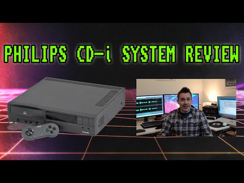 Philips CD-i System Review (1991)