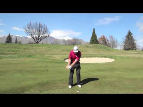 GOLF LESSONS: 9 of 10 MASTERING THE HALF SWING