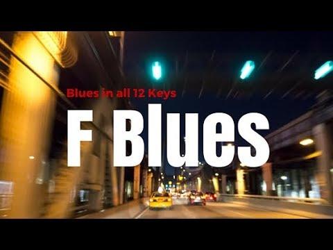 F Blues (Play-Along) (видео)