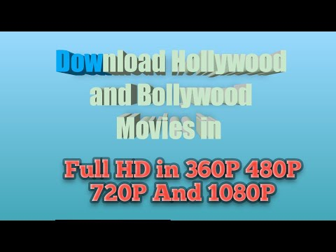 How to download Hollywood and bollywood movies in hindi Full HD For free . Download movies