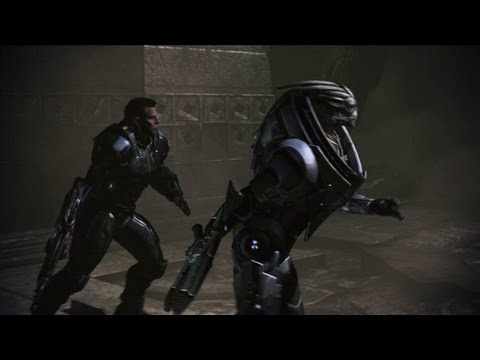 Against All Odds Trailer — Mass Effect 3