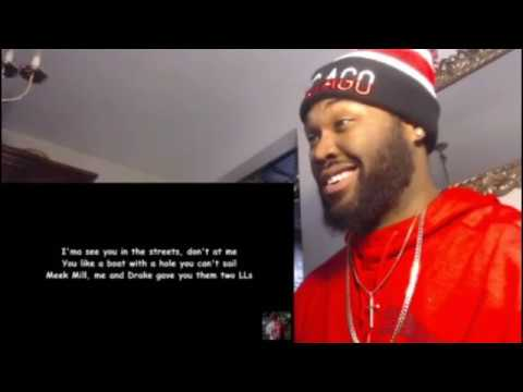 The Game - Pest Control  OOOUUU (Meek Mill Diss) Lyrics - REACTION/REVIEW
