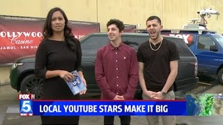 WE WERE ON THE NEWS!! full download video download mp3 download music download