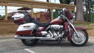 6. New 2014 Harley Davidson CVO Limited Motorcycle for sale - Twin Cooled Engine