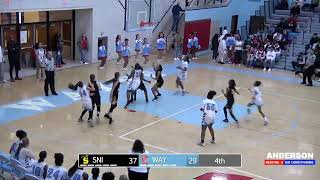 Snider at Wayne | IHSAA Girls Basketball | SummitCitySports