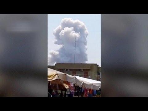 Ιταλία: Επτά νεκροί από έκρηξη σε εργοστάσιο πυροτεχνημάτων