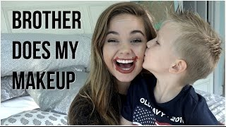 "My family friends are so awesome that they let me borrow this little one (pretty much my brother) and I love him so much. Watch him add some additions to my makeup! Not my real brother, but a brother in Christ ;)Subscribe so you don't miss another one of Chelsea's videos at http://www.youtube.com/user/beautyliciousinsider?sub_confirmation=1PRE ORDER MY BOOK ""Your Own Beautiful"" NOW!Amazon: http://amzn.to/2nNV7uYBarnes & Noble: http://bit.ly/2ni4zchBooks-A-Million: http://bit.ly/2moGamdChristianBook.com: http://bit.ly/2nGgEZIGoogle: http://bit.ly/2mLAoGpiBooks: http://apple.co/2nidmuOTarget: http://bit.ly/2nhZnVWWebsite: www.chelseacrockett.comYouTube: www.youtube.com/beautyliciousinsiderInstagram: http://instagram.com/chelseakaycrockettFacebook:https://www.facebook.com/ChelseaKCrockettTwitter: https://twitter.com/ChelseaCrockettGoogle +: https://plus.google.com/u/0/+BeautyLiciousInsider/postsPintrest: http://www.pinterest.com/liciousinsider/PLAYLISTSHair tutorials for short, medium, and long hair!https://www.youtube.com/playlist?list=PLD9815B8CD82F1DA8Buzzfeed videos! Trying my favorite Buzzfeed recipes and DIY life hacks!https://www.youtube.com/playlist?list=PLb4fP1nCr2FrWViROJS6Sn8bu4cJFh5c0Buy and Try Beautyliciousinsider!  This is my own series I created and produce myself!https://www.youtube.com/playlist?list=PL32314C6EA697A318Periods 101 for girls! #periodtalkhttps://www.youtube.com/playlist?list=PLb4fP1nCr2FrRcuupJPl8PkQsC4rlgjrmChristian teen advice! Relationships, friends, my testimony, morals, and much more!https://www.youtube.com/playlist?list=PLb4fP1nCr2FoFkQA_oBFKDLK1MtiZS-VeMakeup tutorials for beginners, experts, and everyone in-between.  Experience the power of makeup!https://www.youtube.com/playlist?list=PLF43D1AAB06AE5ECBDIY projects for teenagers!https://www.youtube.com/playlist?list=PLb4fP1nCr2FpedYsgPq3WlhNGkKPVvwSwAll things routine! Morning routine, night routine, routine for school, and much more!https://www.youtube.com/playlist?list=PL64C9CC0AB1E5E3BECollab channel with a few of my favorite YouTubers!https://www.youtube.com/playlist?list=PLb4fP1nCr2FpGoFzwlIIm5ZU2xXeMRMi8Meet my brother Chandler Crockett!https://www.youtube.com/playlist?list=PLb4fP1nCr2FrGCzvK_ompK69dYkZvYkCtBUSINESS ONLY EMAIL - beautyliciousinsider@gmail.comGo visit our family YouTube Channel - Toy Starhttps://www.youtube.com/channel/UCF5ehGiQ69cnsgCvDkv7HGASEND ME MAIL:Chelsea Crockett17 Junction Dr.Suite 200Glen Carbon, IL 62034FTC: Not a sponsored video!"