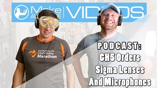 Podcast: Panasonic GH5 Pre-Orders, Sigma lenses Breath too much and AVX Microphones