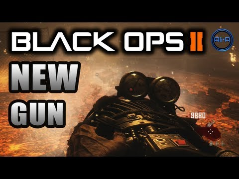 Black Ops 2 Zombies - NEW WONDER WEAPON! How To Build & Use New Gun! - BO2 Zombies Gameplay