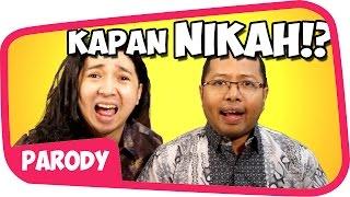 Video 20 Cara Jawab KAPAN NIKAH!? with @duoharbatah MP3, 3GP, MP4, WEBM, AVI, FLV November 2017
