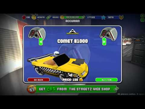 Video of Superstar Streetz MMO