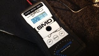 New Product Sneak Peak - SMD AMM-1 Audio Multi Meter - D'Amore Engineering (PROTO)