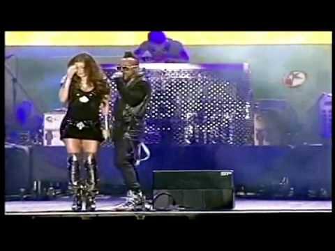 Black Eyed Peas cierra el Goliath Festival México