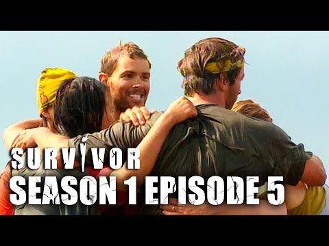 Australian Survivor | SEASON 1 (2002) | EPISODE 5 - FULL EPISODE