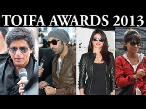 TOIFA Awards 2013: Priyanka Chopra, Ranbir Kapoor,
