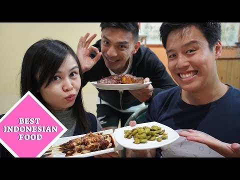 Best INDONESIAN Food In Sydney - With Peter And Yen!