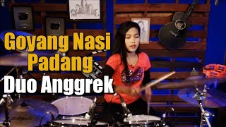 Video Duo Anggrek - Goyang Nasi Padang Drum Cover by Nur Amira Syahira MP3, 3GP, MP4, WEBM, AVI, FLV Juni 2018