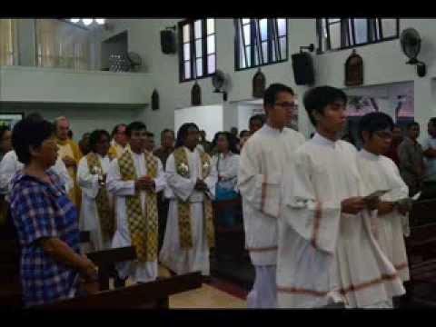 Panggilan Tuhan - Biara Nazareth Skolastikat MSF
