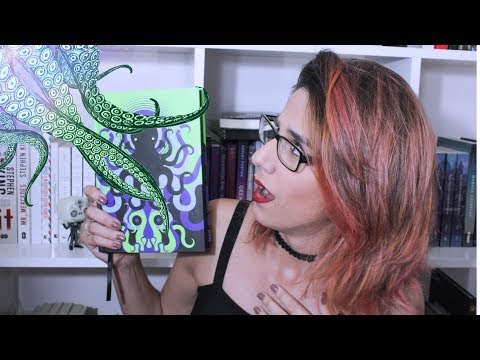 H.P. LOVECRAFT: MEDO CLÁSSICO VOL. 1 - COSMIC EDITION  |  Crescendo em Flor