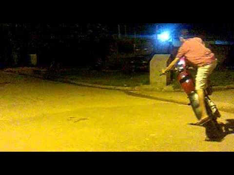 ''kaveira''o motoqueiro fantasma de rondon do para