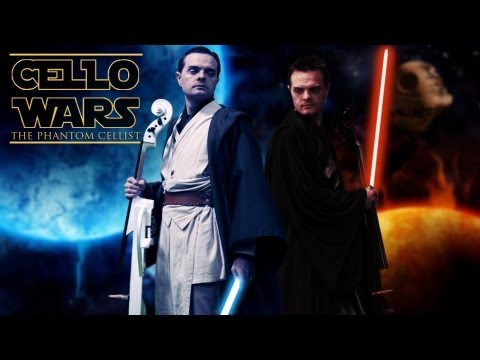 Cello Wars Lightsaber Duel (Star Wars Parody)