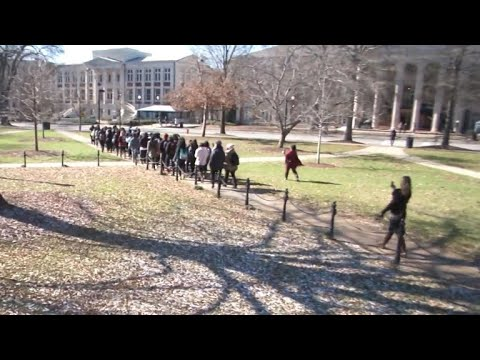 UA student leaves university after video using racial slur goes viral