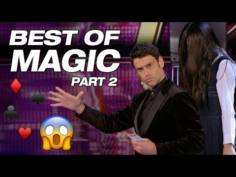 Wow! Magic Tricks That Will Blow Your Mind! - America's Got Talent 2018