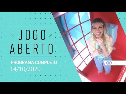 JOGO ABERTO - 14/10/2020 - PROGRAMA COMPLETO