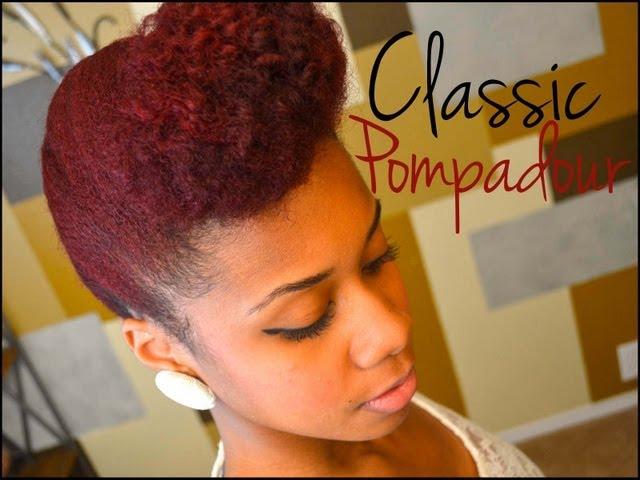 Updo-natural-hair-tutorial-classic