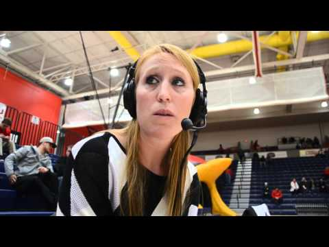 Coach Cameron Interview at Saginaw Valley State 2-13-16