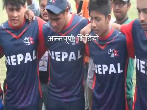 Nepal's victory over Namibia