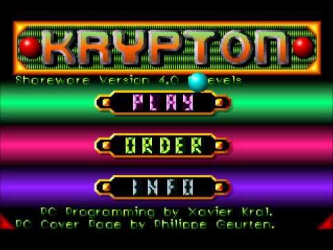 Krypton Egg Amiga